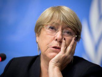 Após Bachelet criticar violência policial no Brasil, Bolsonaro diz que ela defende 'vagabundos'