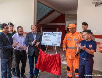 Prefeitura inaugura Central Integrada de Operações do Samu e Bombeiros