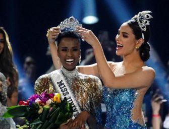 Miss África do Sul é coroada como Miss Universo 2019