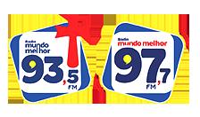 Rádio Mundo Melhor 97,7FM e 93,5FM